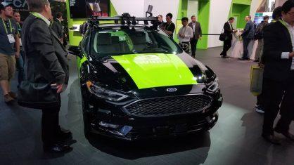自動運転へのアプローチで見えたテクノロジーの価値 ーCES2019レポート25