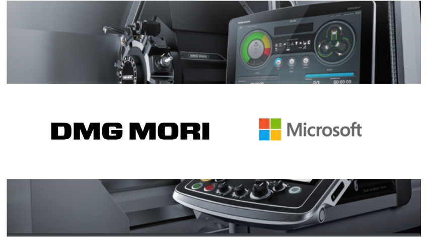 マイクロソフトとDMG森精機、工作機械などの制御システム向けIoTソリューションの提供で協業