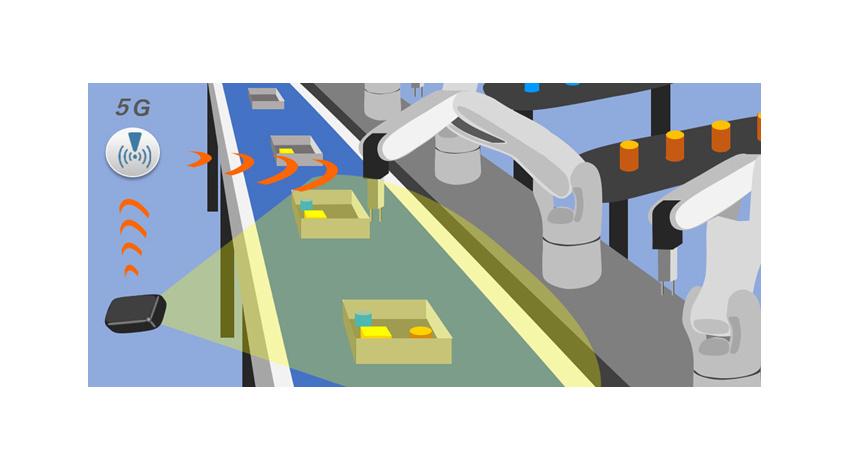KDDIやデンソーなど、5G活用の産業用ロボット制御の実証を開始