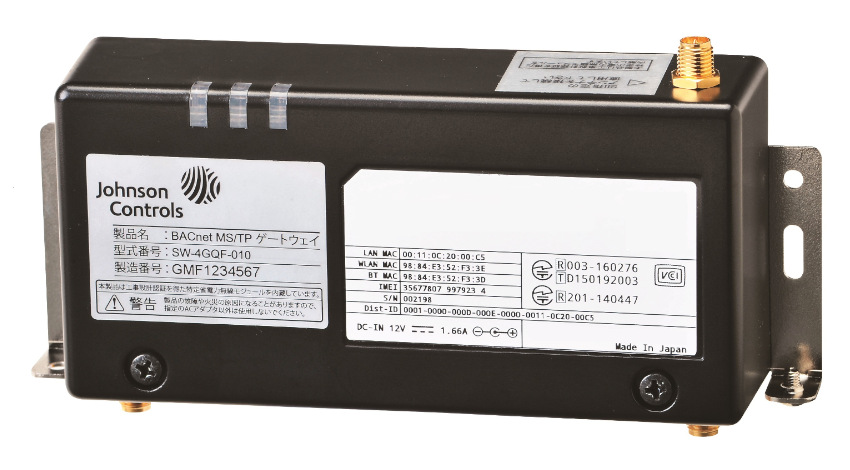 ジョンソンコントロールズ、920MHz帯無線ネットワークでセンサーとBAシステムのワイヤレス接続を実現
