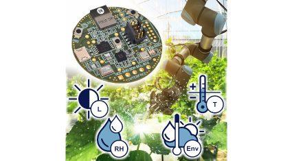 オン・セミコンダクター、BLEで強化されたRSL10センサ開発キットを発表