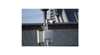 菱洋エレクトロ、シャープ製無線LANアクセスポイントを活用し 善光寺にクラウド監視カメラを設置