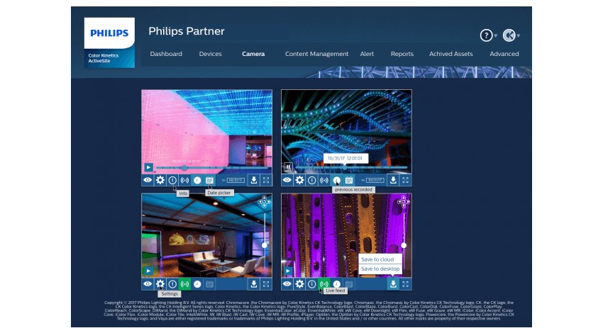 シグニファイジャパン、建造物向けIoT照明ソリューション「Interact Landmark」を発表