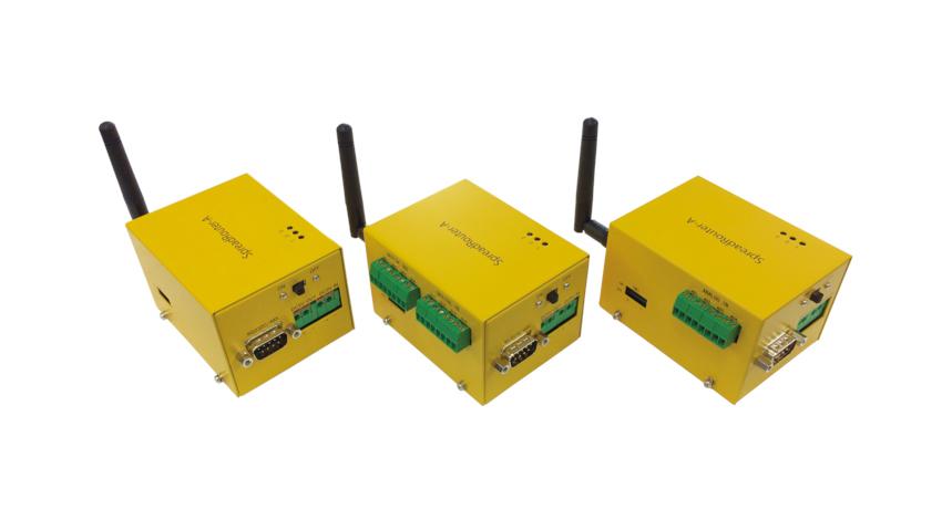 エヌエスティ・グローバリスト、IoT向けLPWA対応低消費電力ユニット「SpreadRouter-A」発売