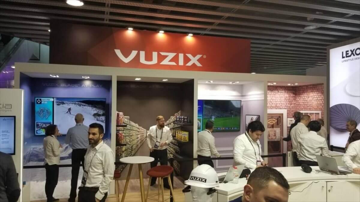 VUZIXの拡がるスマートグラスのユースケースとこれからの課題解決 -MWCバルセロナ2019レポート6