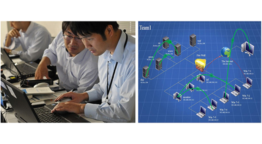 NEC、企業システムの模擬環境を用いた演習拠点「NECサイバーセキュリティ訓練場」を新設