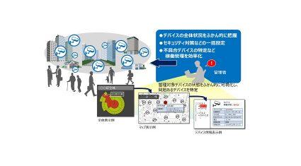 日立、IoTデバイスのセキュリティ対策や稼働管理を支援する「JP1 for IoT」販売開始