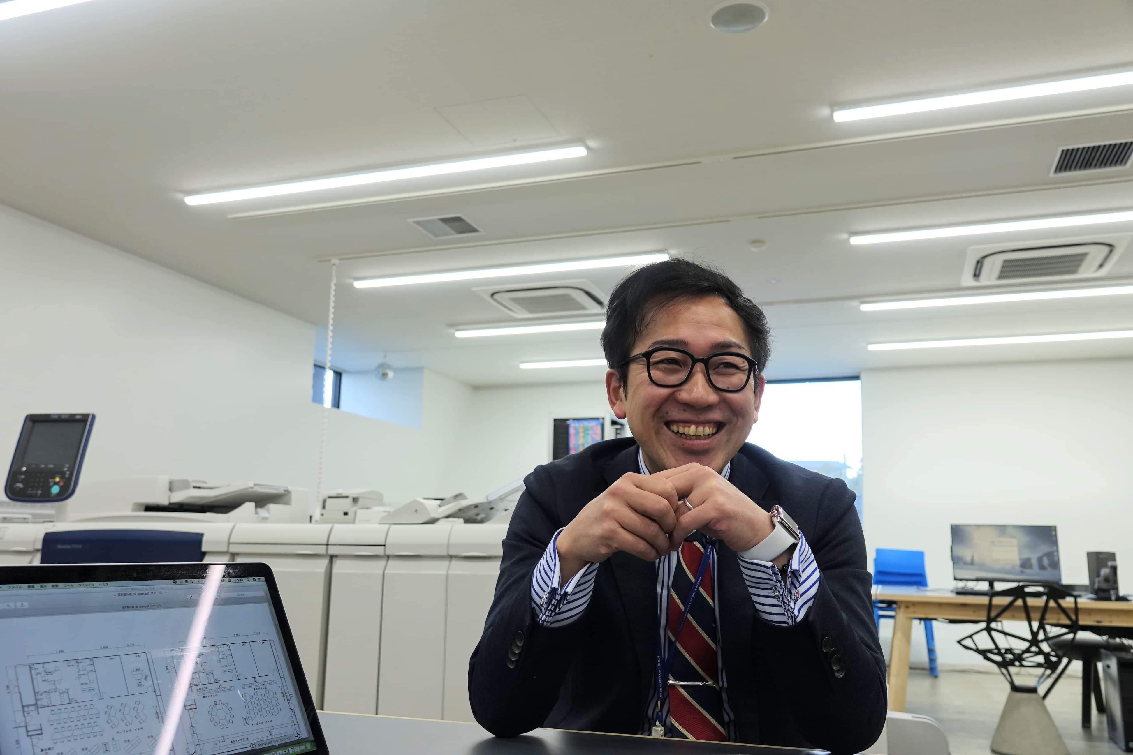 芸術大学が提唱する文系理系の枠組みを超えるアート系人材育成とは ー京都造形芸術大学 事務局長 吉田大作氏インタビュー