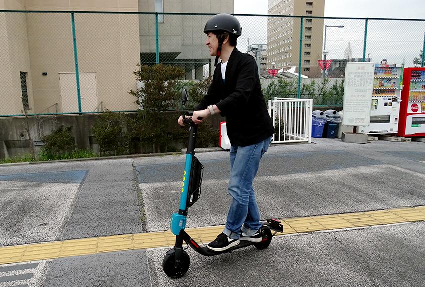 シェア電動スクーターサービス「WIND」、埼玉浦和美園駅でサービス提供を開始