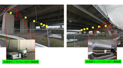ソフトバンクとWCP、5Gを活用したスマートハイウェイの実現に向けた実証実験を実施