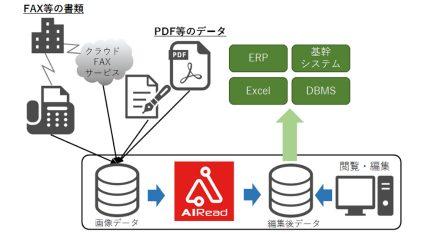 NTT-ATとアライズイノベーション、AI-OCRのグローバル展開に向けて連携