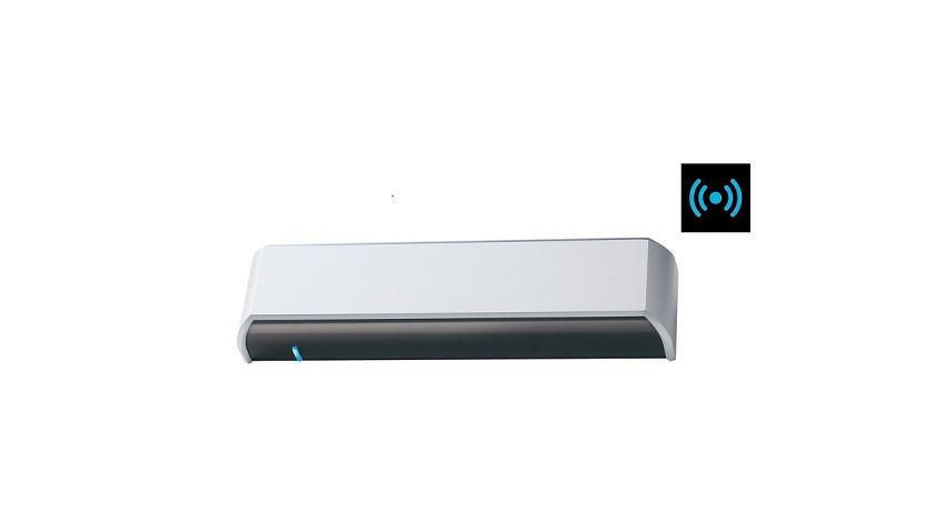 オプテックス、IDを発信するBeacon機能を搭載した自動ドアセンサー「OAB-215V」を発売