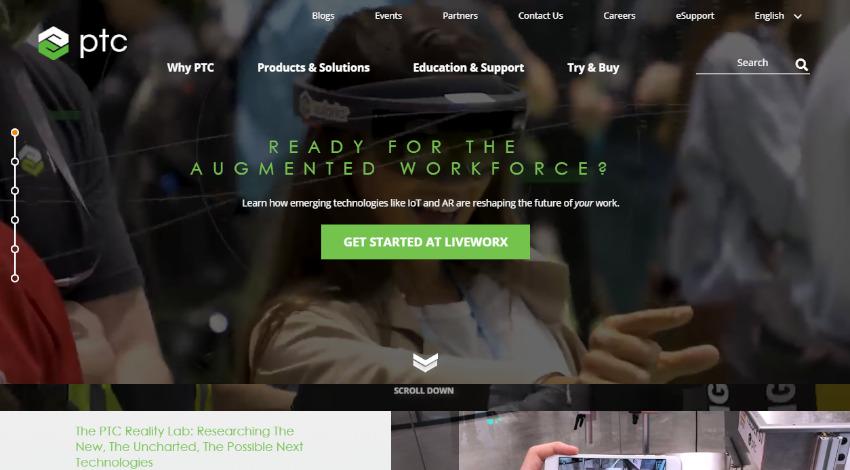 PTCとインフォシスが協業、AI/ARを活用したIoTソリューションの提供を開始