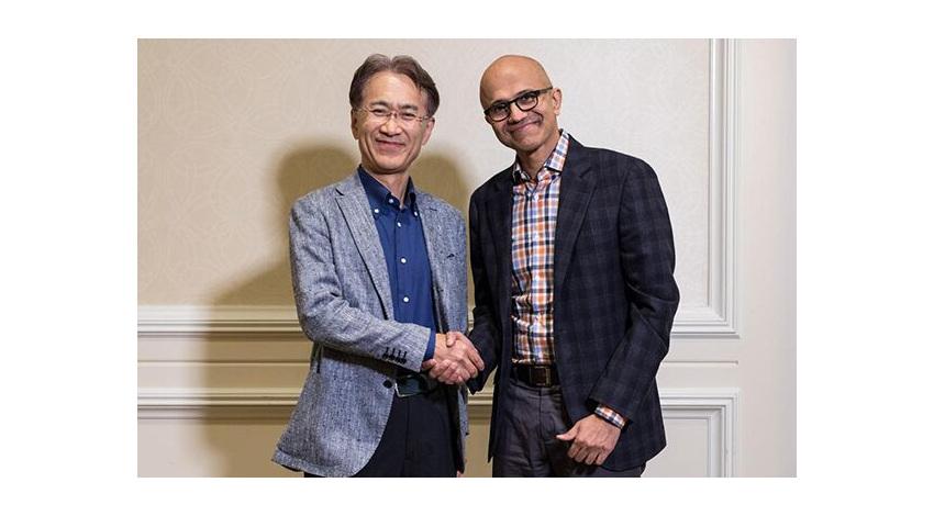 ソニーとマイクロソフトが戦略的提携、クラウドゲームやAIソリューションの開発で協業
