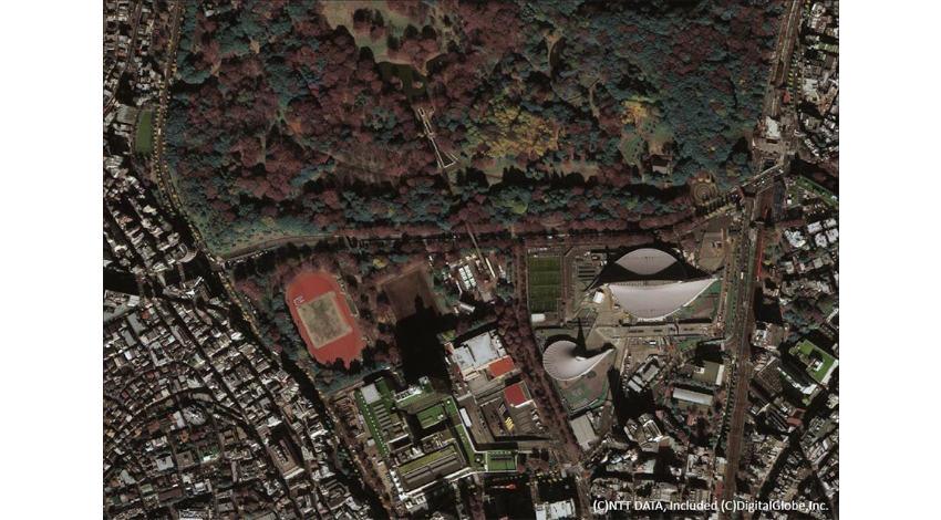 NTTデータとRESTEC、日本全土をカバーした50cm解像度デジタル3D地図を販売