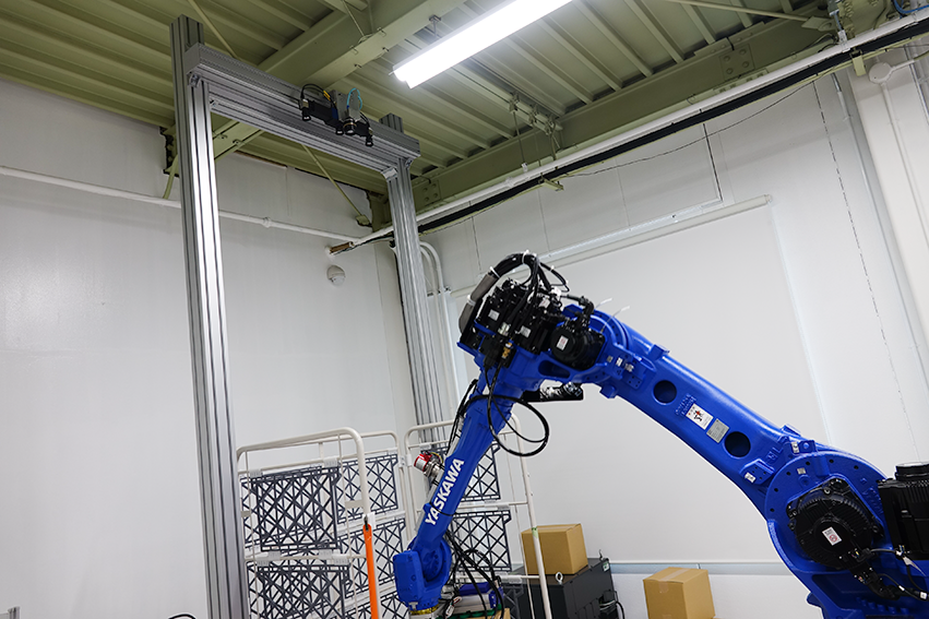 最新の製造業におけるロボット利活用が見られる施設、スマラボ ―FAプロダクツ 天野氏インタビュー
