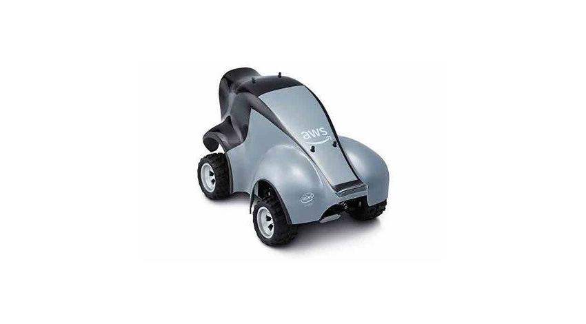 DNP、自動走行型レーシングカー「AWS DeepRacer」を活用したアプリ開発のAI人材の育成を開始