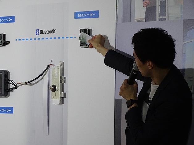 フォトシンス、ドア一体型スマートロック「Akerunコントローラー」を法人向けに提供開始