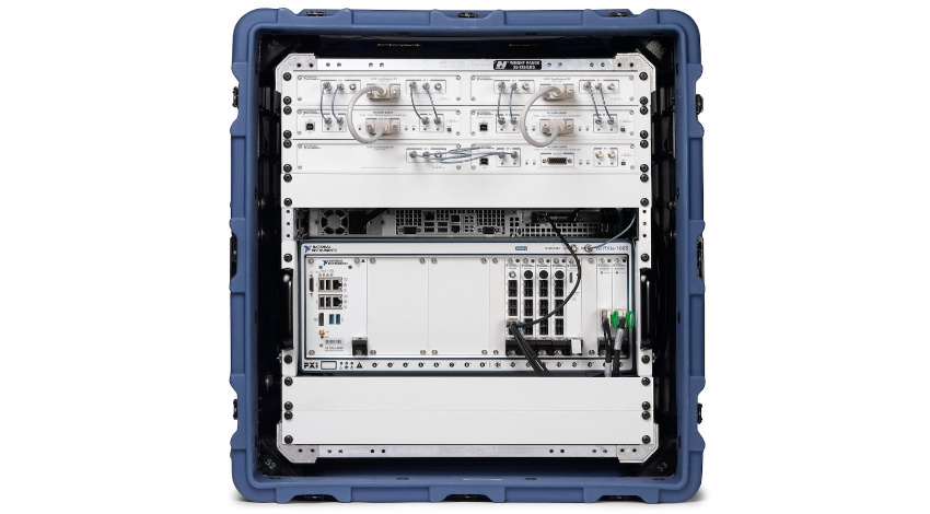 ナショナルインスツルメンツ、5G向け実験・現地試験用「Test UE」発表