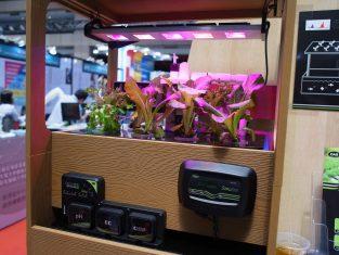 オゾン発生技術をもとに水耕栽培を行う「IoT Aquaponics system SimuGro」 ーCOMPUTEX2019レポート8