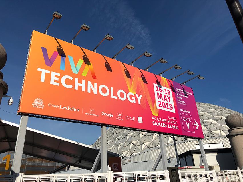 フレンチテックの祭典!Viva Technology2019レポートフレンチテックの祭典!Viva Technology2019レポート