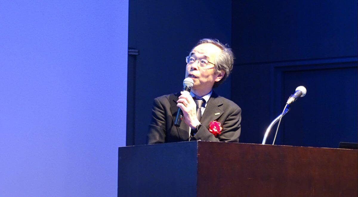 一般社団法人 日本UAS産業振興協議会(JUIDA)理事長 鈴木 真二氏の講演