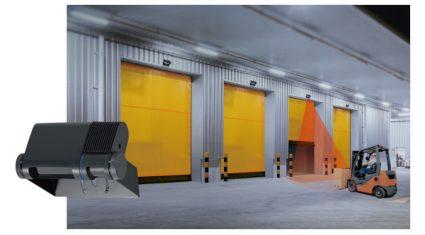 オプテックス、工場や倉庫出入口のシートシャッター開閉用シャッターセンサー「OAM-EXPLORER」の販売開始