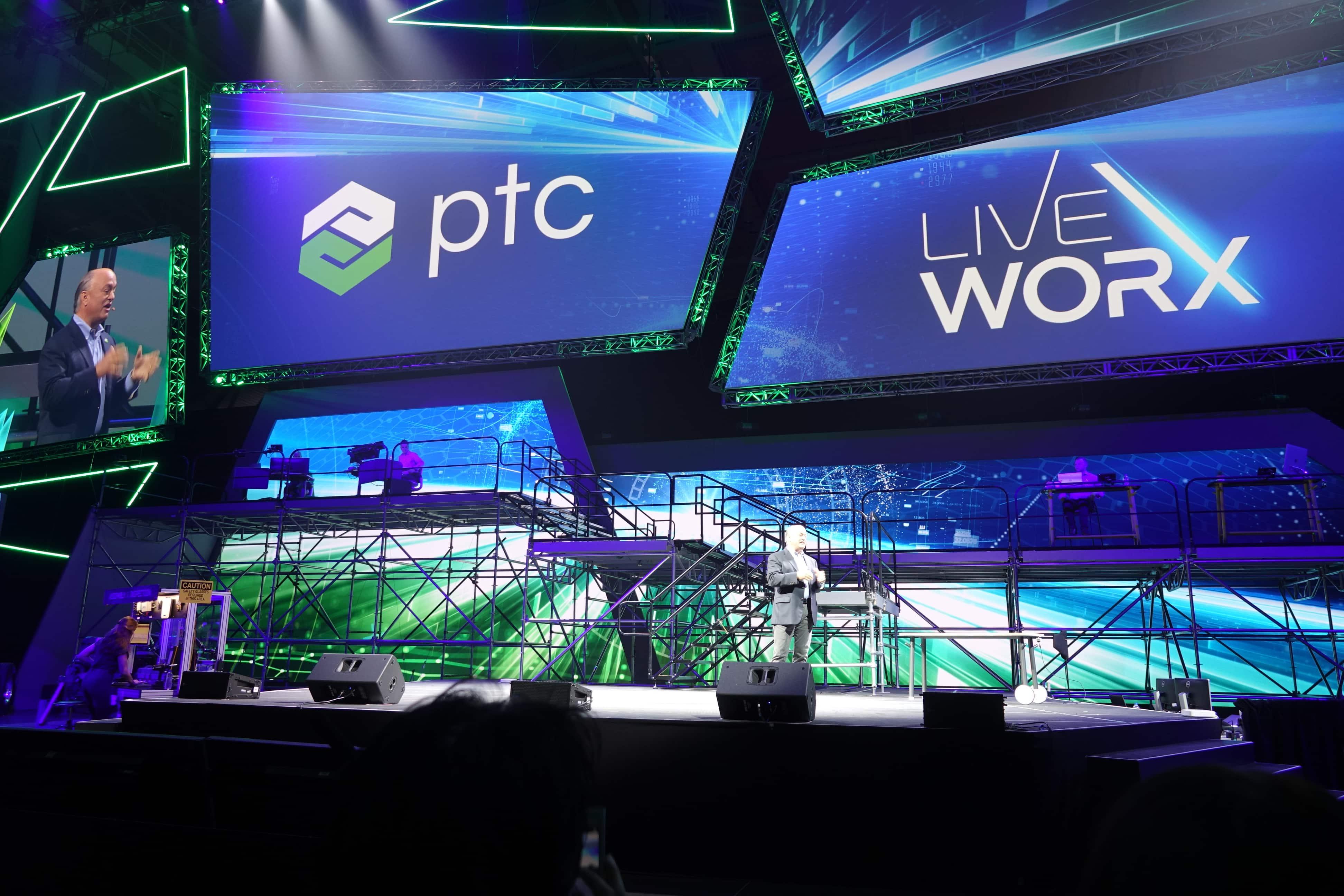 PTC LIVEWORX2019