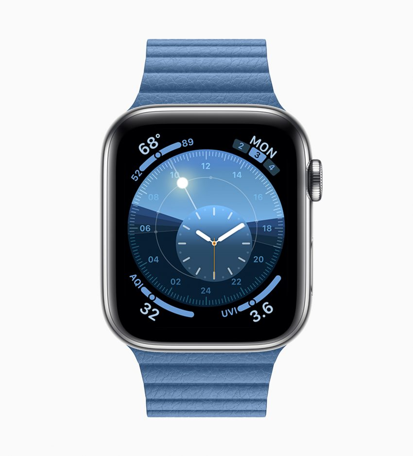 Apple Watch OS6