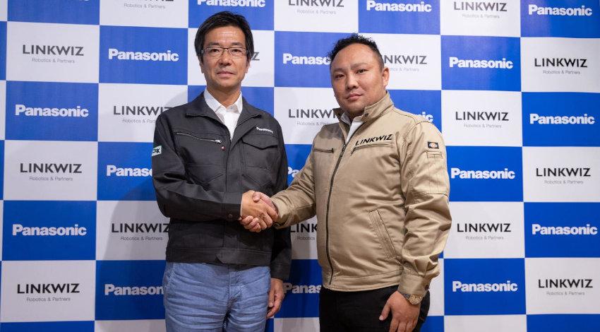 パナソニック、熱加工現場のプロセス改善に向けてリンクウィズと提携