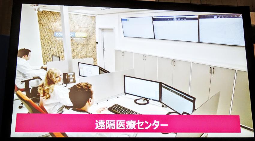 グローバルな医療問題を解決するCOMARCHのIoHTソリューション ―Interrop Japan 2019レポート