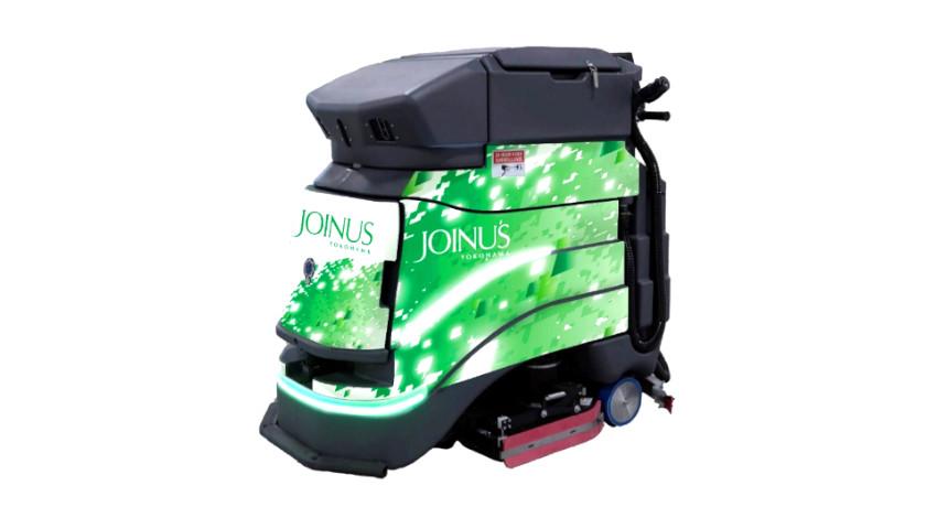 マクニカ、自律走行による広域清掃ロボット「Neo」を相鉄企業に提供