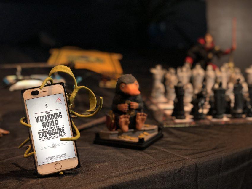 Niantic, Inc.とWB Games San FranciscoがARゲームを共同で開発「ハリー・ポッター:魔法同盟」