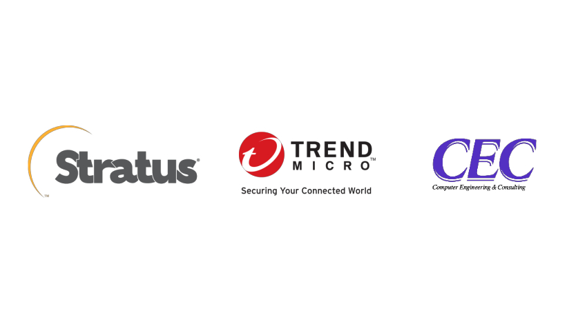 ストラタス・トレンドマイクロ・シーイーシーが産業用制御システム領域で協業、セキュアな無停止型エッジサーバーを提供