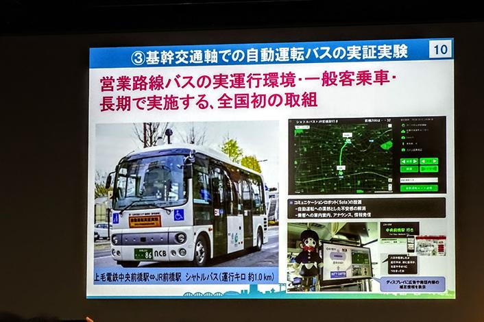 群馬県前橋市、車社会から公共交通主体の社会へ転換を目指すMaaS構想―スマート・モビリティ・チャレンジ・シンポジウム・レポート4