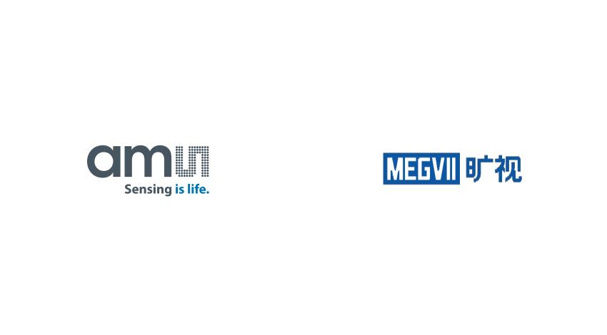 amsとMEGVII、様々なスマートデバイスに3D顔認識を可能にするプラグアンドプレイソリューションを提供