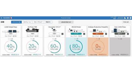 富士ゼロックス、他社機器を含む印刷工程全般を最適化し統合型ワークフローを実現する新ソフトウェア発売