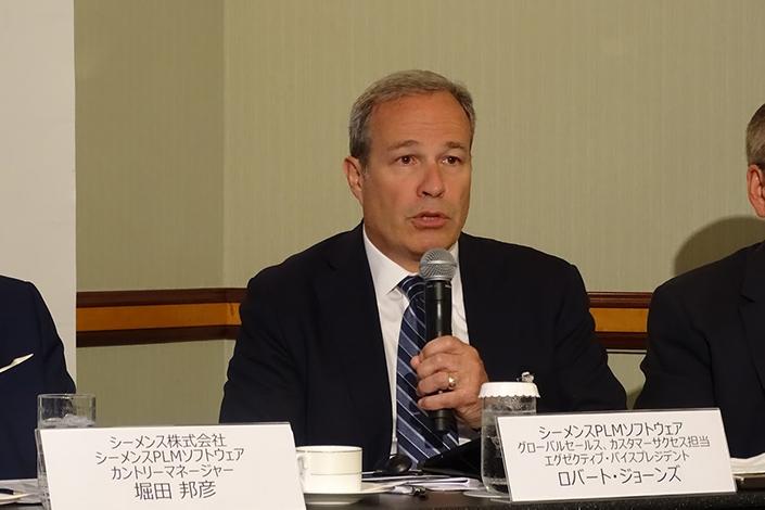 シーメンス、「Realize LIVE JAPAN」デジタルツインなどにおける事業戦略を説明