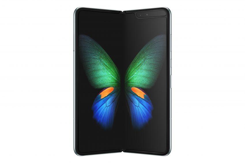 Samsungが延期されていた折りたたみ式スマートフォン「Galaxy Fold」の発売を発表