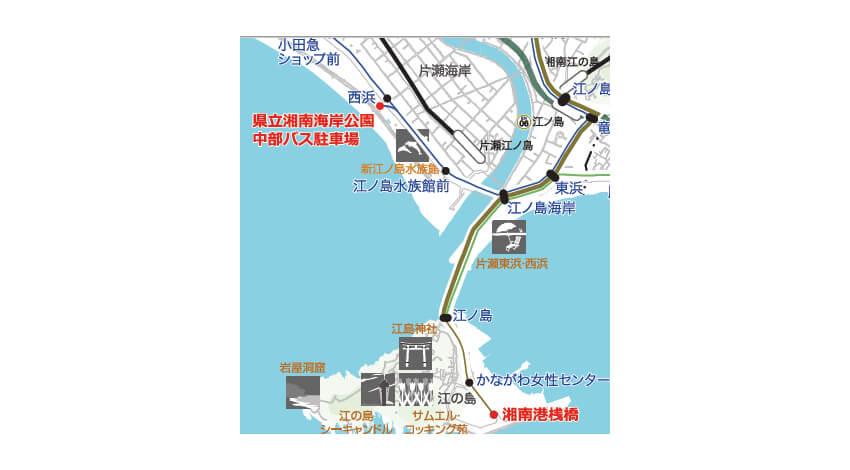 小田急グループ・SBドライブ、江の島周辺の公道で自動運転バスの実証実験を実施