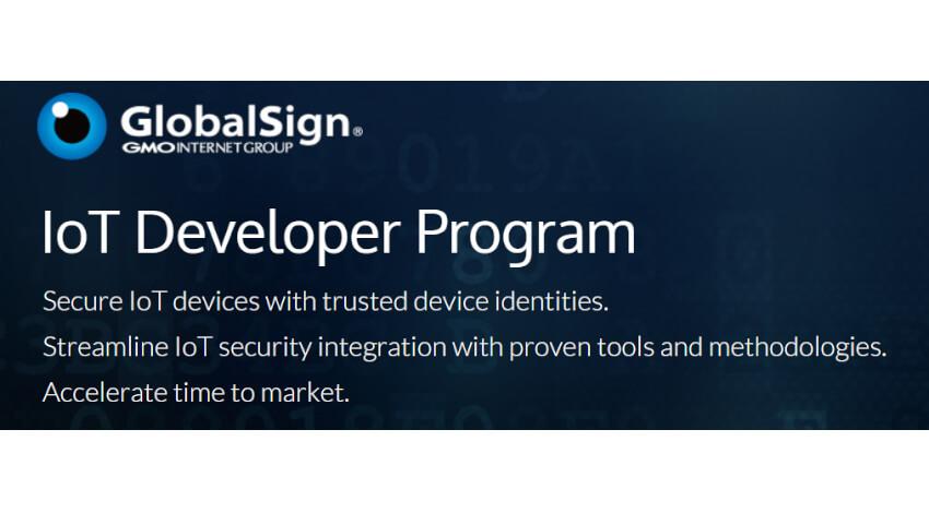 GMOグローバルサイン、IoTデバイスのセキュリティ強化を行うサポートプログラムをグローバルで提供開始