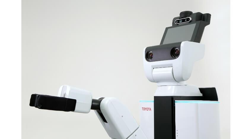 トヨタとPreferred Networks、トヨタの生活支援ロボットHSRをベースにサービスロボットを共同開発