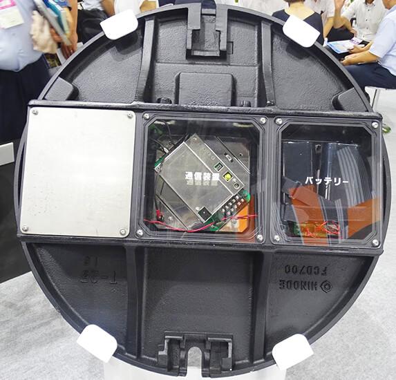 雨水などを遠隔監視する下水道管理ソリューション ―下水道展'19横浜レポート