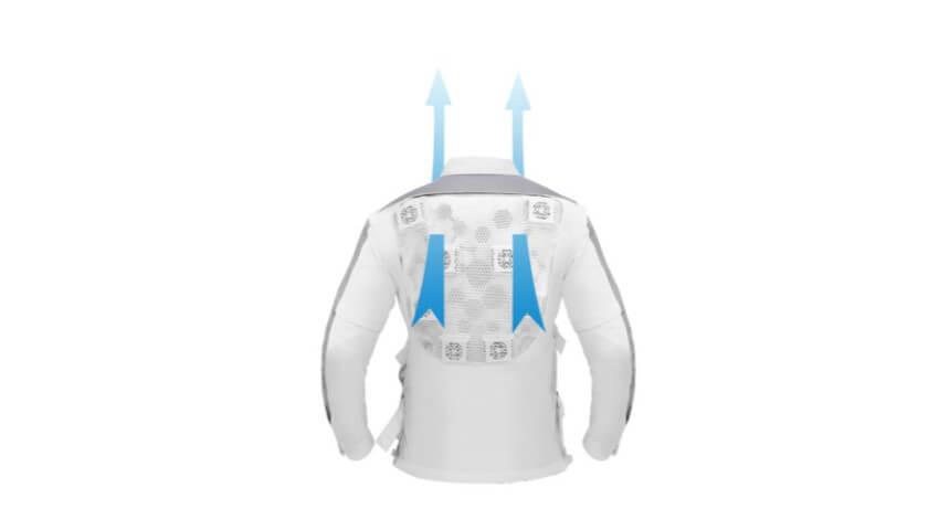 アトムテックジャパン、AI活用の冷却技術で快適な温度を保つスマート服「Smart Cool Jacket」のクラウドファンディングを開始