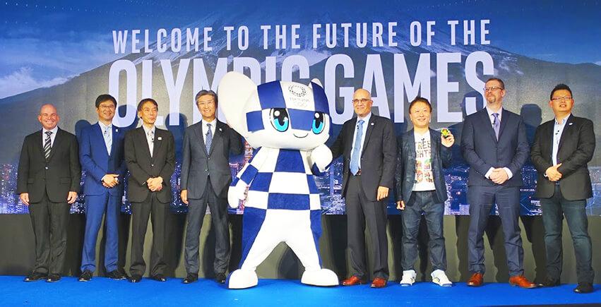 インテル、東京2020オリンピックでのテクノロジー活用を発表