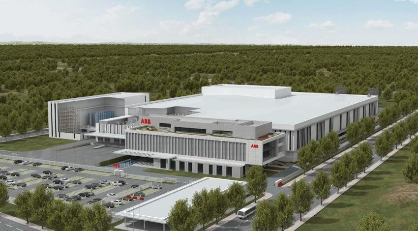 ABB、機械学習や協働ソリューションなどを活用したロボット新工場を上海に建設