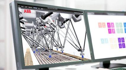 ABB、デジタルツイン技術搭載のピッキング用ロボットソフトウェア「PickMaster Twin」を発表