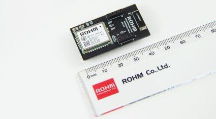 ローム、ソニーのIoTスマートセンシングプロセッサ搭載ボード「SPRESENSE」向けのWi-SUN拡張ボードを発売