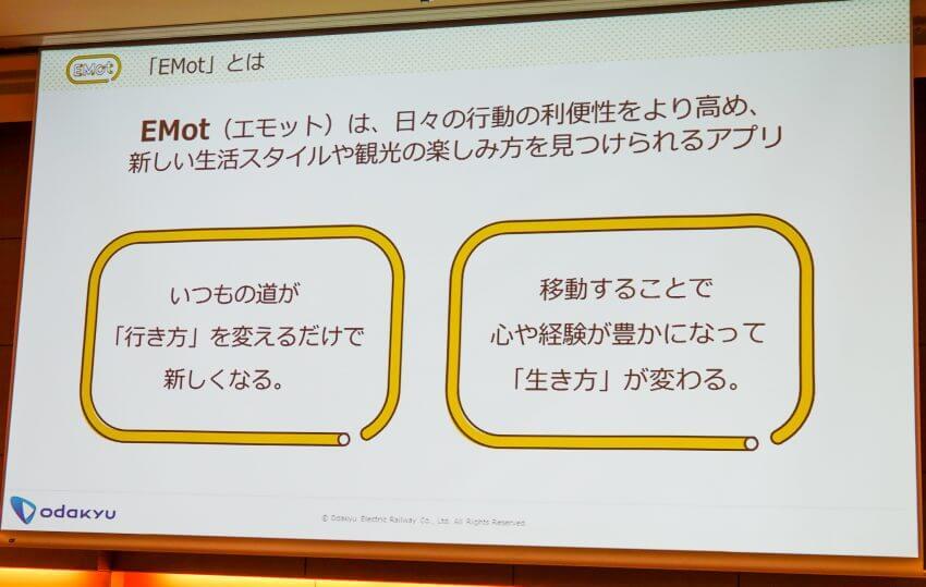 小田急電鉄が移動から派生する価値の創出を目指す ーMaaSアプリおよび実証実験発表会見