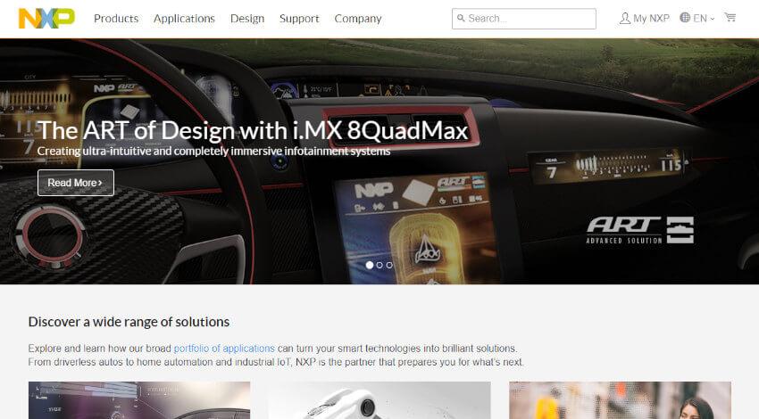 NXP、車載グレードのディープラーニングツールキットを発表